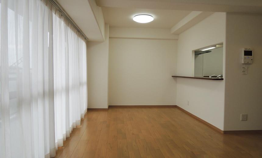 築25年のマンション、すべて手をかけ生まれ変わる住空間