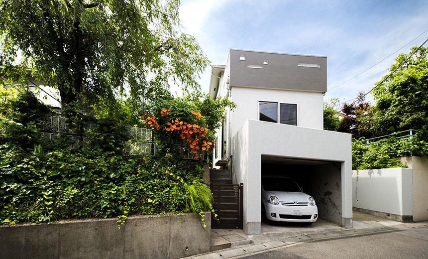 日本のよさを感じ、はぐくんでいく、開かれた家
